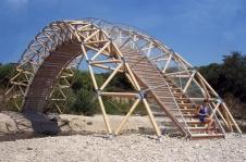 Puente de Cartón, Francia 2007